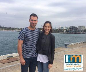 Dani Wales & Dan Reilly visit Geelong for ICM Geelong